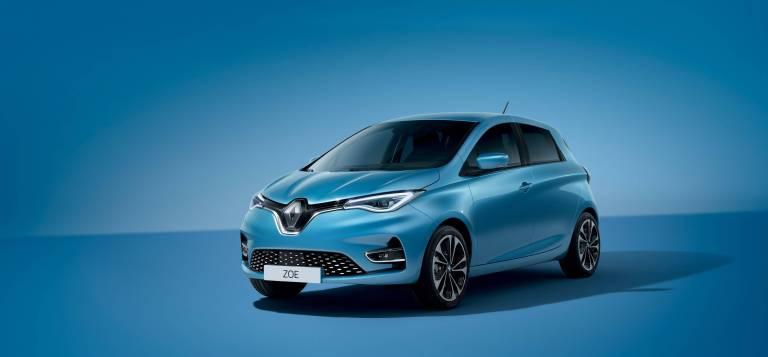 voitures électriques grande autonomie
