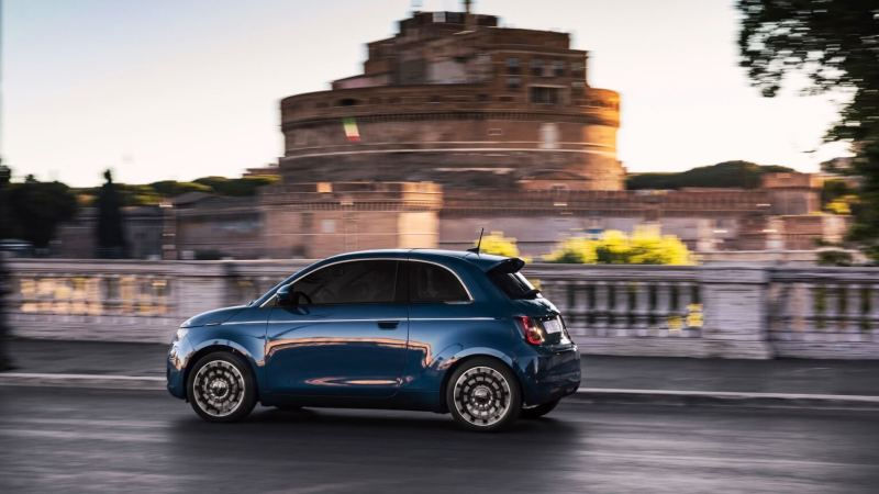 Leasing Fiat 500 e