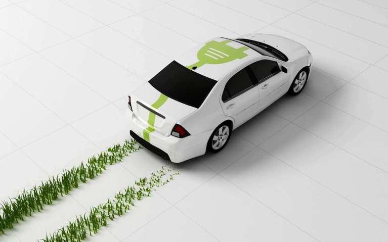 Matière première voiture électrique