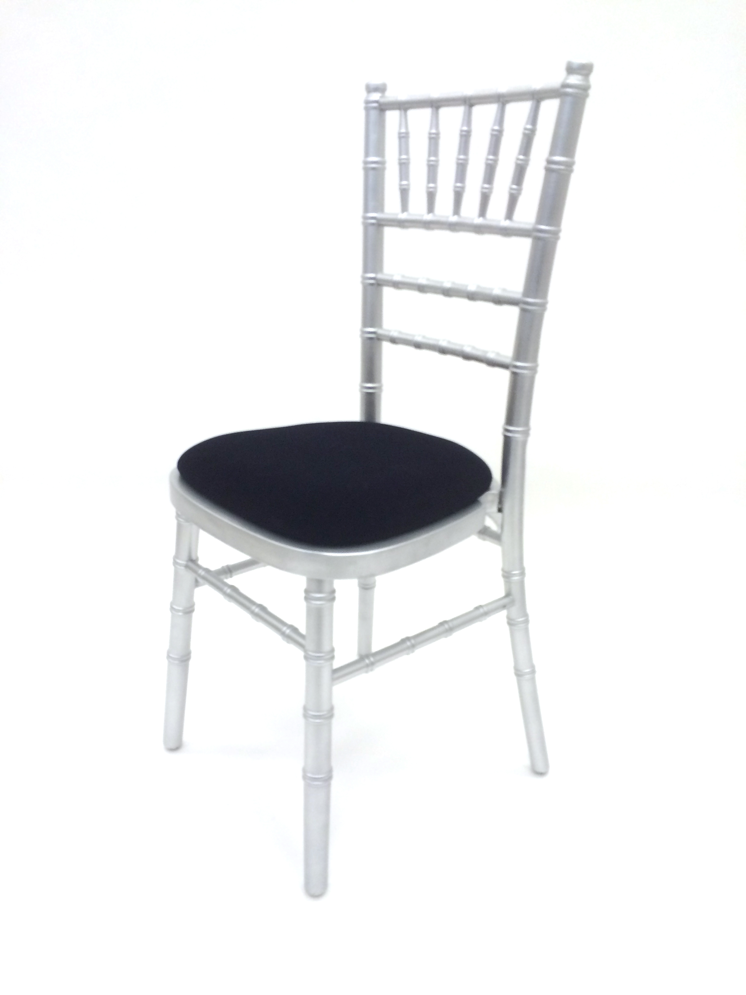 Chiavari Chairs Silver Chiavari Chair Hire Choice Of Seat Pad Colours