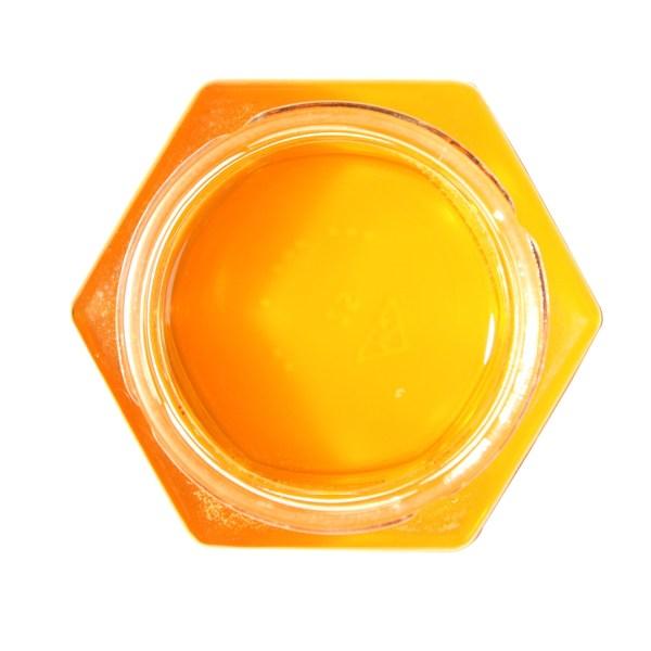 linde honing bovenkant potje
