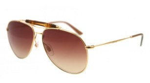 Gucci Brow Bar Aviators
