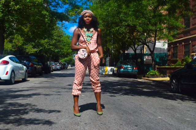 How I Style | Casual Jumpsuit