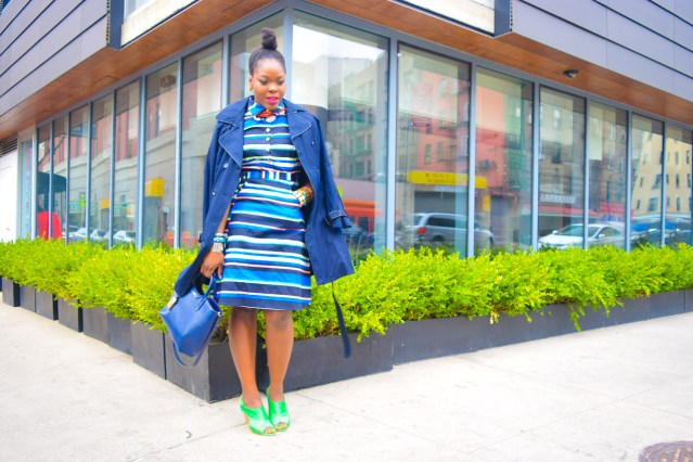 Happy Easter! |3 Ways To Wear A Trench Jacket