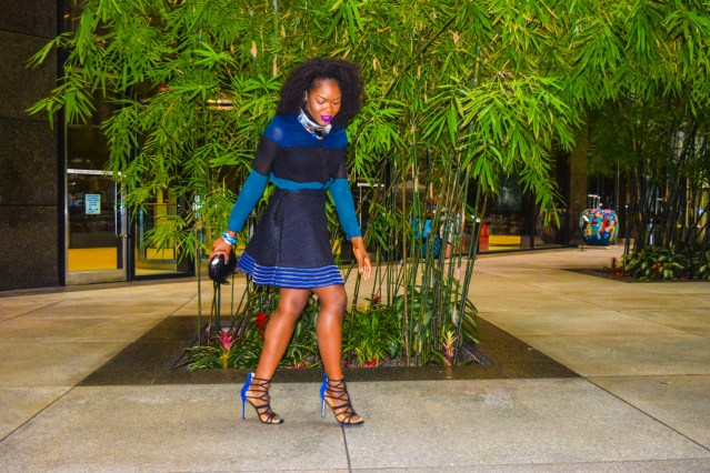 How I Style | A- Line Skirt