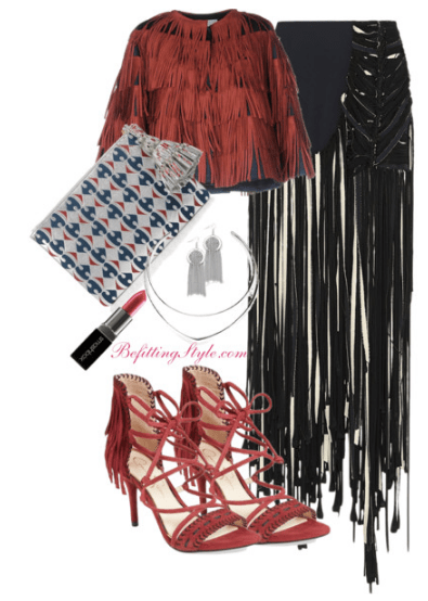 Fall Fringes To Wear This Weekend