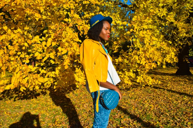 befitting-style-oyinkan-wearing-yellow-leather-jacket-blue-pants-16