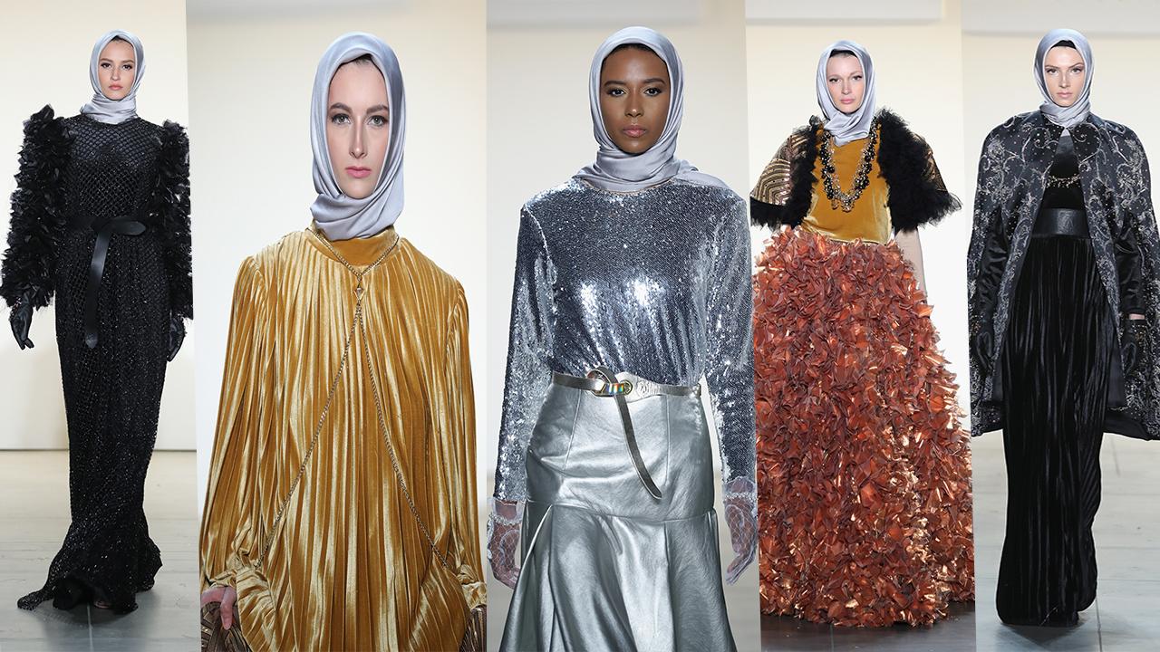 Anniesa Hasibuan FW17 - Befitting Style NYFW