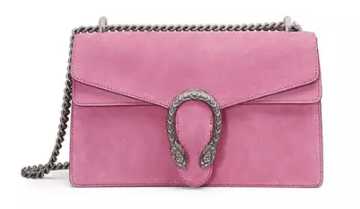 The Perfect Suede Bag For V-Day | Befitting Picks