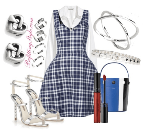 Befitting Style - 3 Ways To Wear Plaid To Work