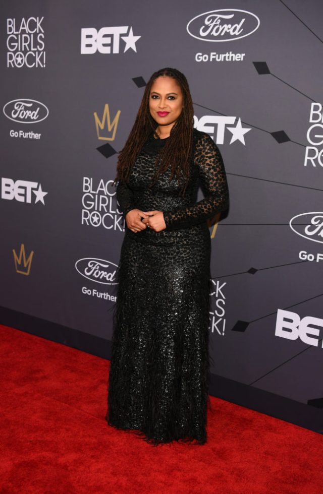 Ava Duvernay Black Girls Rock 2018