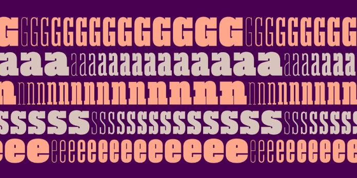 Akkordeon Slab Font Family