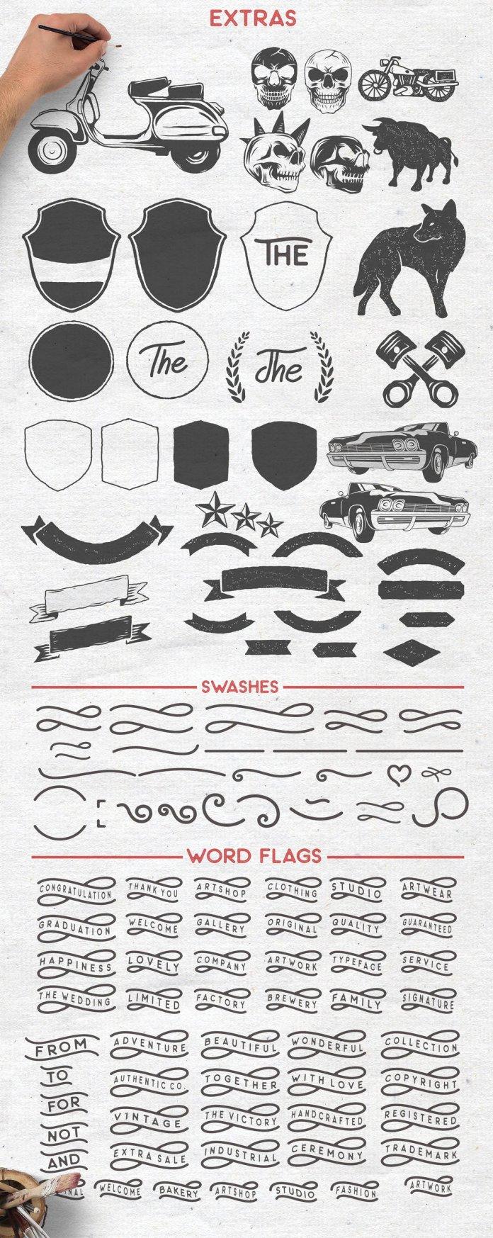 The Artland Typeface