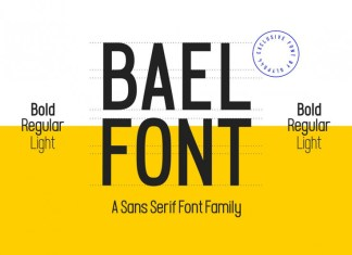 Bael Font Family