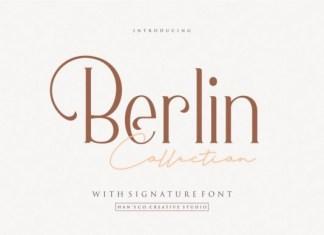 Berlin Serif Font
