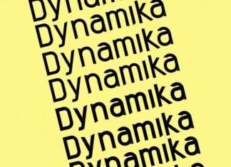 Dynamika Sans Typeface