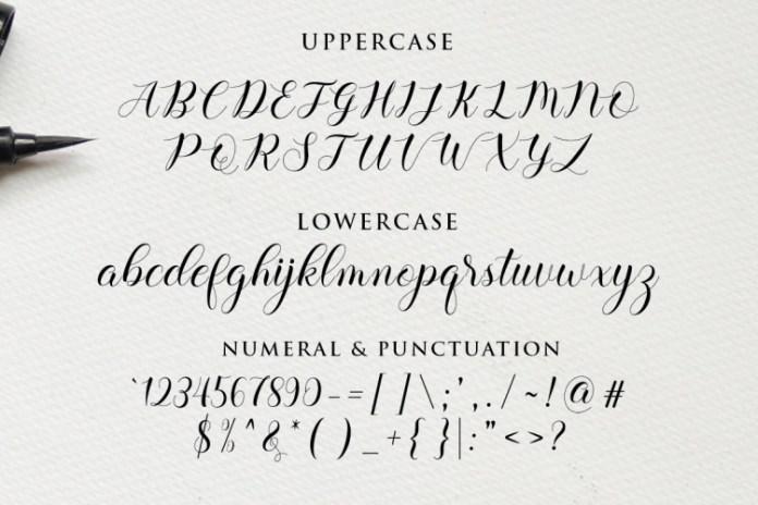 Balerina Font