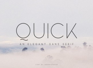 Quick Font Family