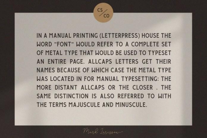 Giroud Serif Font