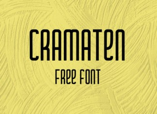 Cramaten Free Font