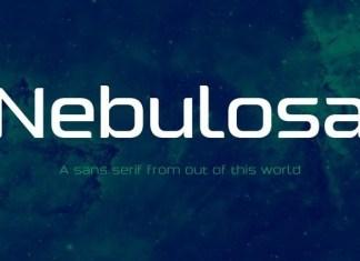 Nebulosa Font Family