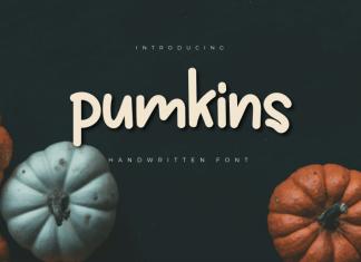Pumkins Script Font