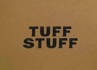 Tuff Stuff Serif Font