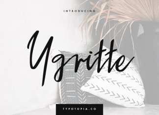 Ygritte Script Font