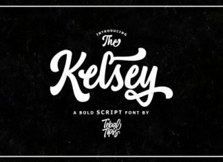Kelsey Script Font