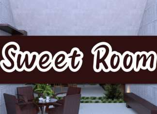 Sweet Room Script Font