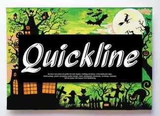 Quickline Script Font