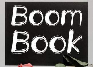 Boom Book Display Font