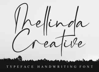 Mellinda Creative Script Font