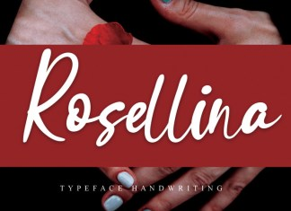 Rosellina Script Font