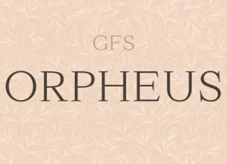 GFS Orpheus Serif Font