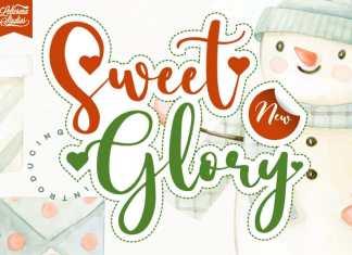 Sweet Glory Script Font
