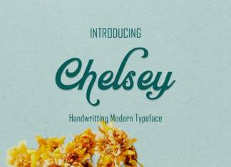 Chelsey Script Font