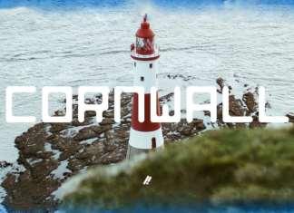 Cornwall Display Font