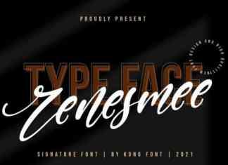 Renesmee Script Font