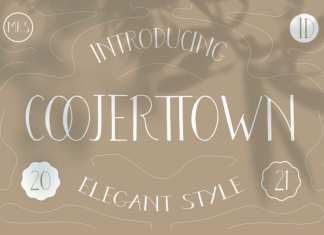 Coojertown Display Font