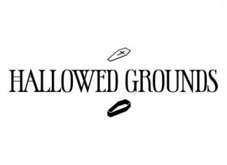 Hallowed Grounds Serif Font