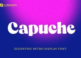 Capuche Serif Font