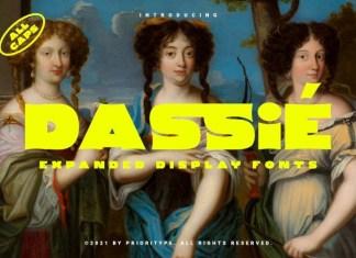 Dassie Display Font