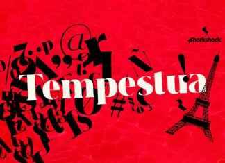 Tempestua Serif Font
