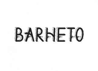 Barheto Vintage Font
