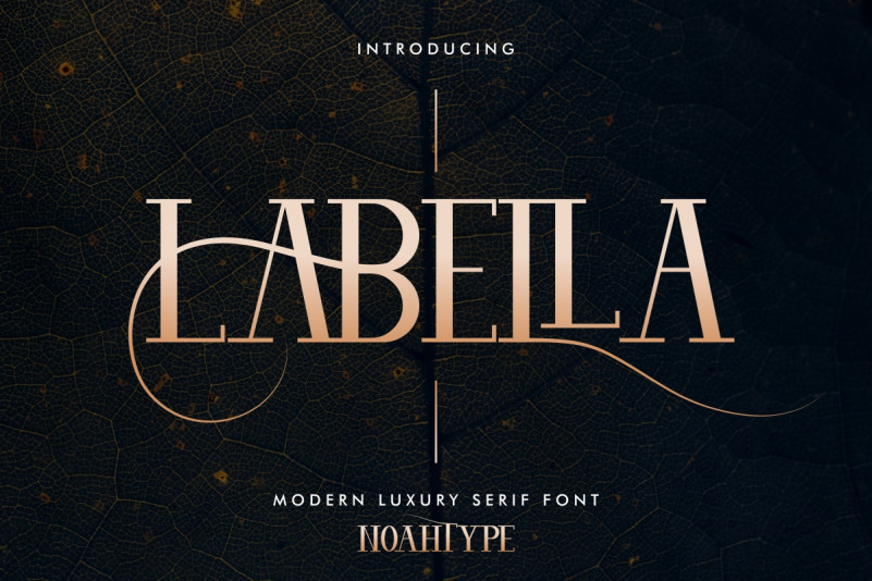 Labella Serif Font
