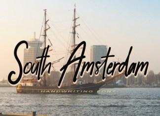 South Amsterdam Script Font