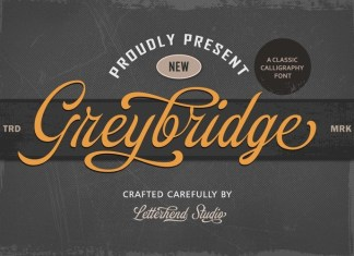 Greybridge Script Font