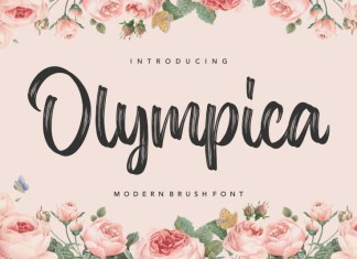 Olympica Font