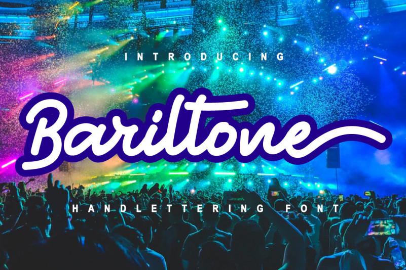 Beriltone Handwritten Font
